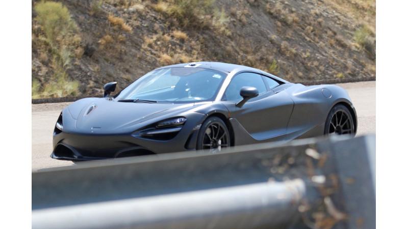 Second-gen McLaren Super Series model to come with 4-litre V8 engine