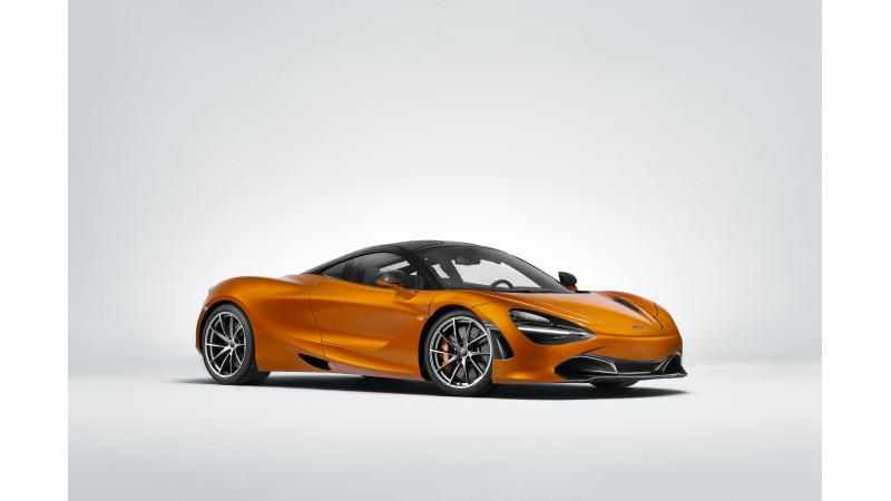 Geneva 2017: McLaren officially reveals 720S