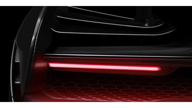 McLaren's next Ultimate Series model to be revealed on 10 December 2017