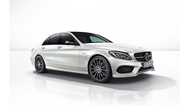 Competition check: Mercedes-Benz C43 AMG