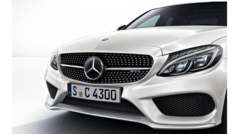 What can we expect from the Mercedes-Benz C43 AMG