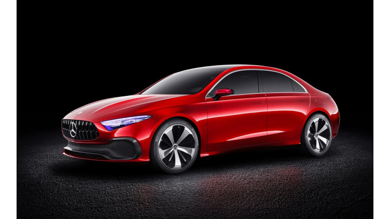 Mercedes-Benz to spawn eight new cars from the new FWD platform