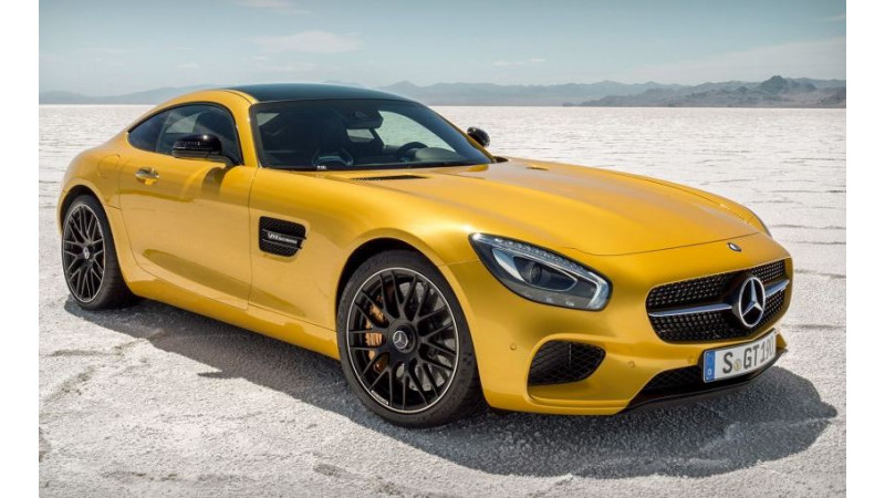Mercedes Benz AMG GT S launched for Rs 2.4 Crore