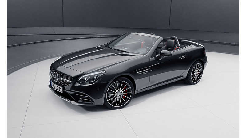 Mercedes-AMG SLC 43 launch on July 26