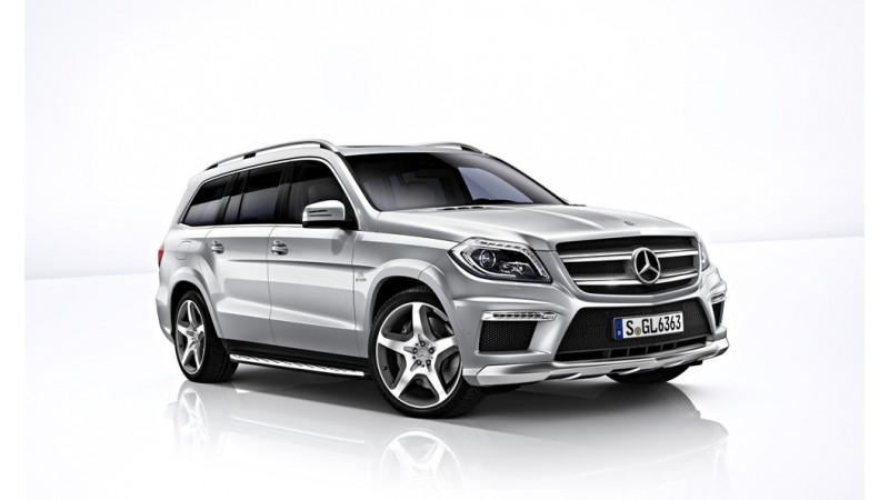 Mercedes Benz GL63 AMG launching tomorrow in India