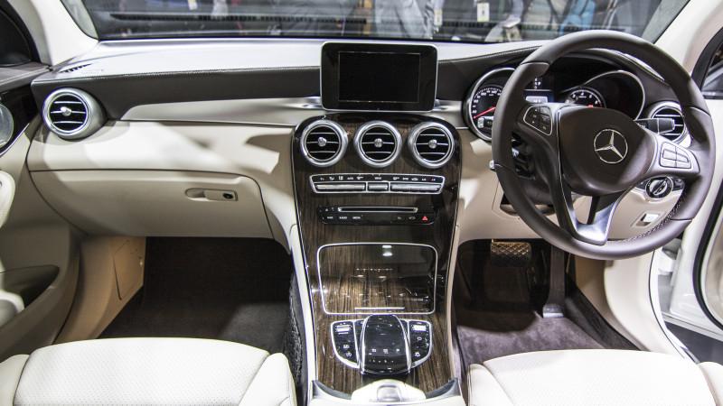 Mercedes Benz GLC Preview