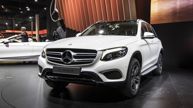 Mercedes-Benz to launch GLC in India on June 2