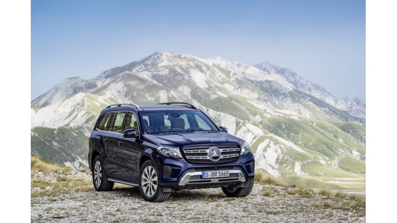 Mercedes-Benz GLS India launch on May 18