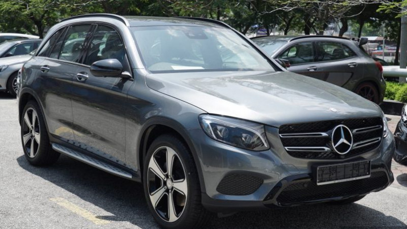 Mercedes-Benz Malaysia begins selling GLC250 Exclusive Line