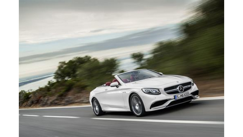 India-bound Mercedes Benz S-Class Cabriolet, UK prices revealed