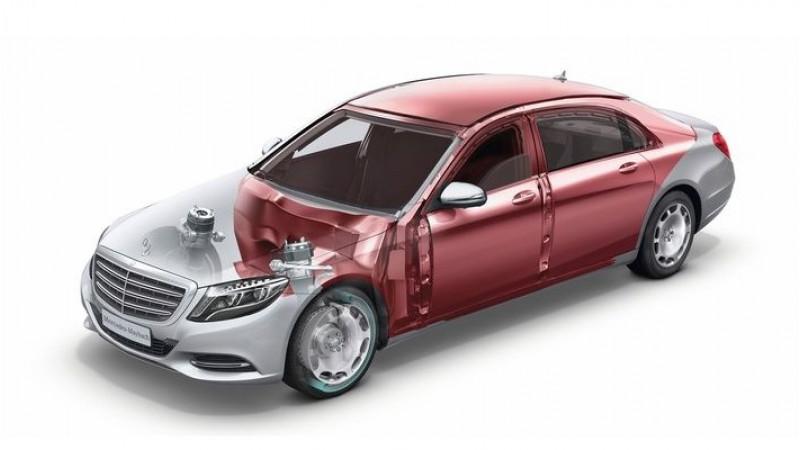 Mercedes-Maybach S600 Guard launch tomorrow