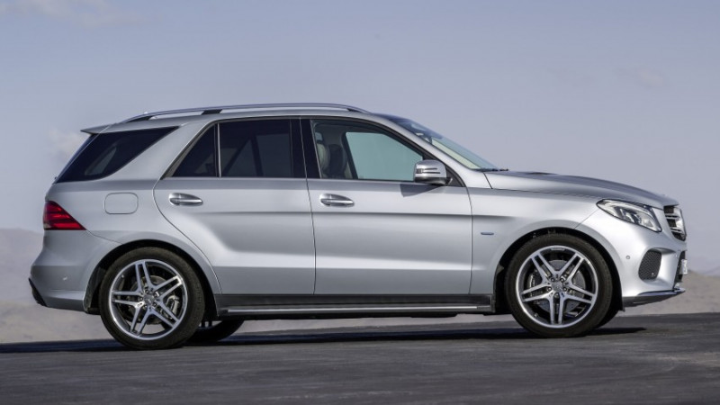 Mercedes-Benz in Thailand introduces the GLE 500e