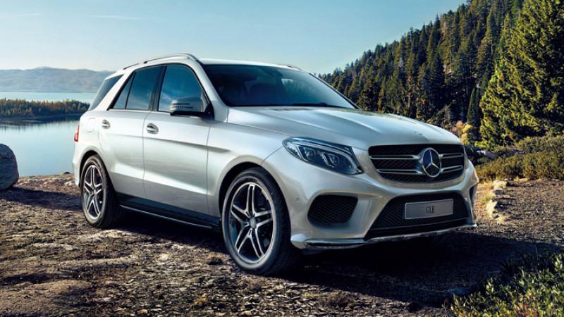 Mercedes-Benz launches the GLE-Class in Indonesia