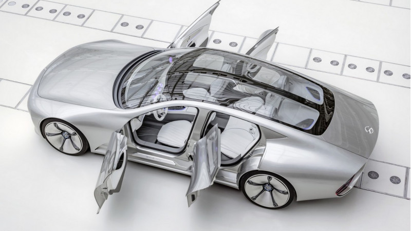 Mercedes-Benz to develop six electric vehicles in the coming years
