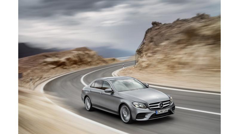 Mercedes-Benz to showcase E-Class at Auto Expo