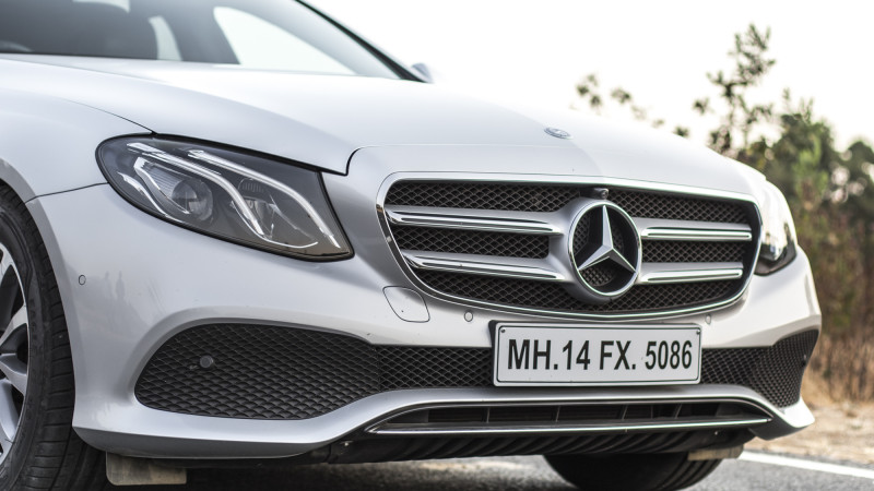 Mercedes-Benz India domestic sales grows in 2017