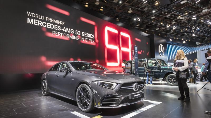 2018 Detroit Auto Show: Mercedes-AMG reveals three new models