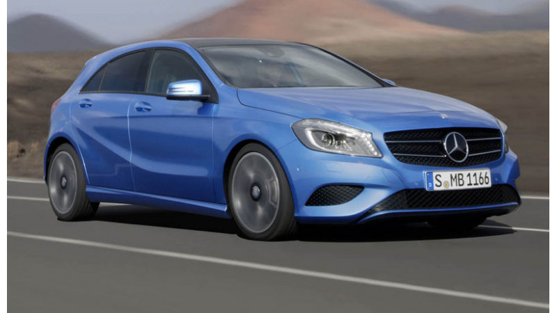 Mercedes-Benz A-Class to get 1.6 litre and 2.2 litre engines in India
