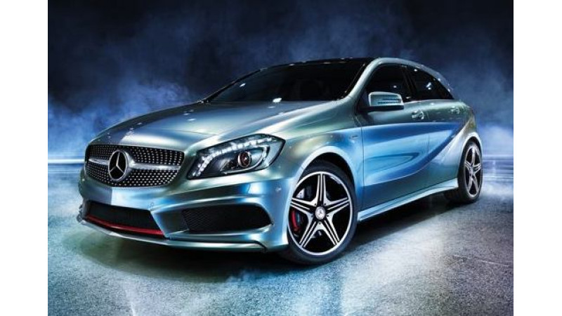 Mercedes-Benz A-Class to lure young Indian buyers