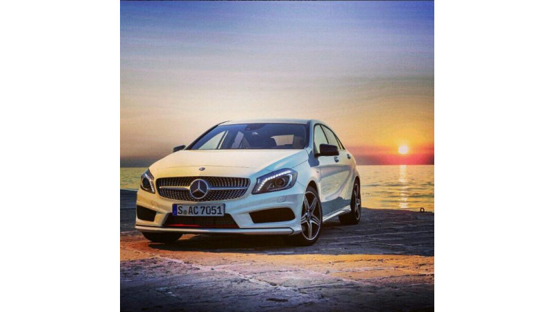 Mercedes-Benz A-Class unveiled before May 30 Indian launch