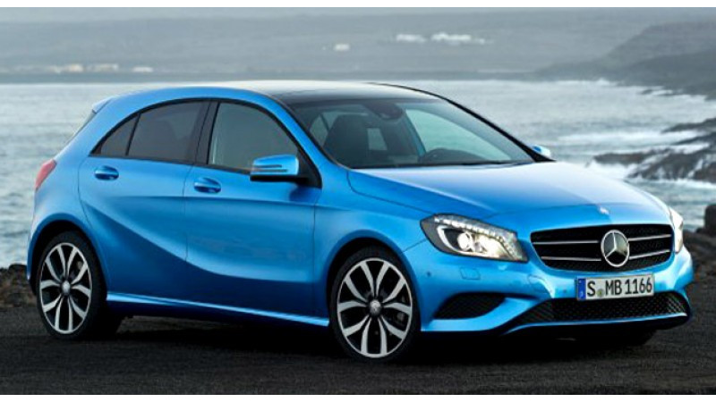 Mercedes-Benz India to introduce its big European hit A-Class range in June 2013