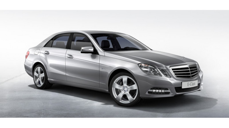 2013 Mercedes E-Class to feature new petrol engine and two