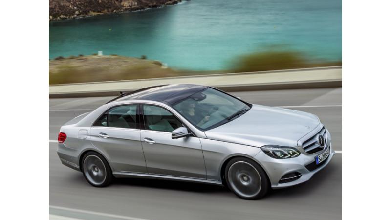 New Mercedes-Benz E-Class launch in June 2013