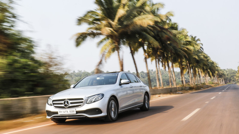 Mercedes-Benz E-Class LWB to be launched in India tomorrow