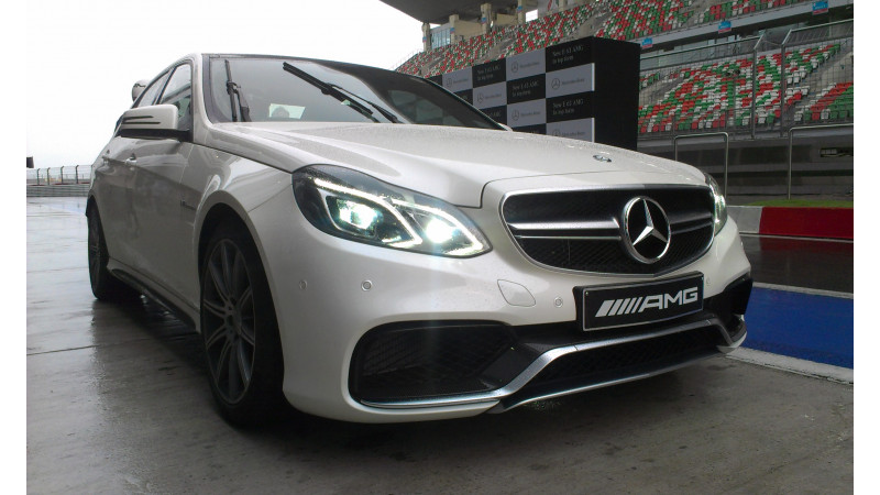 Mercedes-Benz E63 AMG launched in India at Rs. 1.29 crore