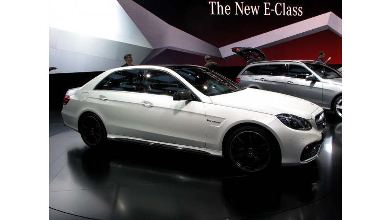Mercedes-Benz E63 AMG to compete against BMW 7 Series and Audi A8L