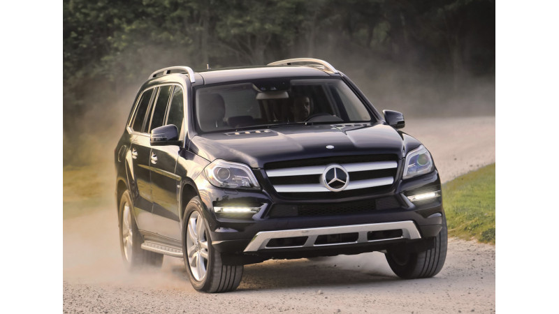 Mercedes-Benz GL-Class facelift to be launched in India today