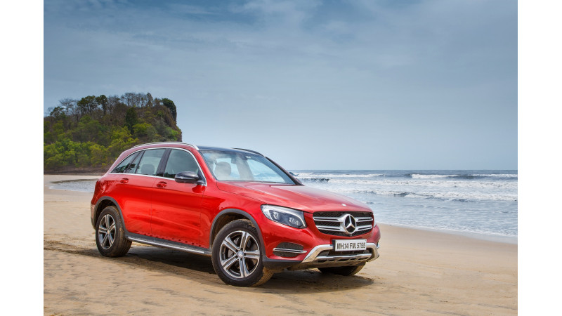 Mercedes launches GLC Celebration Edition  at Rs 50.86 lakhs