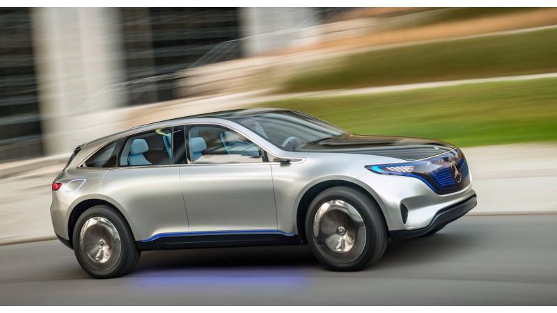 Daimler's EV development programme gets 11 billion dollar investment