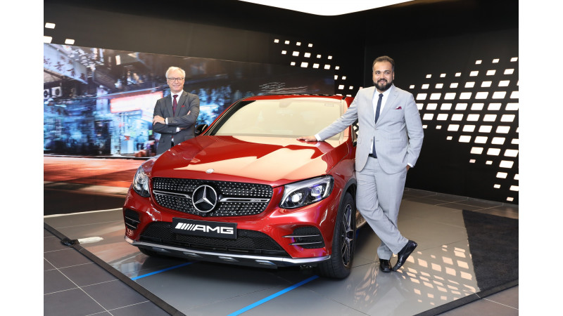 Mercedes-AMG Pit stop, the new stop for exclusive Mercs