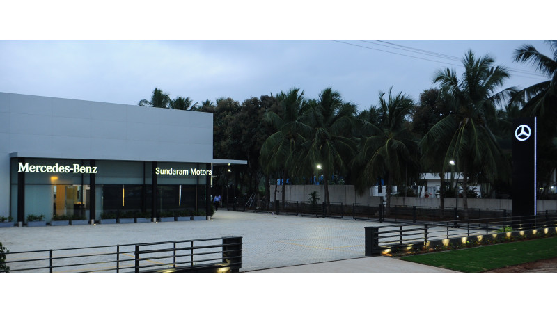 Mercedes-Benz inaugurates three new service centres in South India
