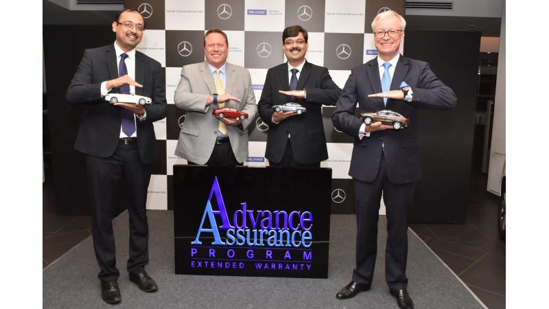 Mercedes-Benz India announces new extended warranty programme