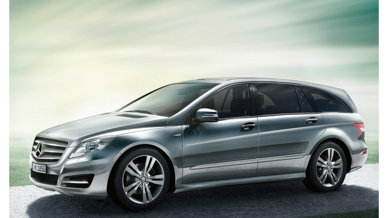 Mercedes-Benz R-Class to be removed from Indian auto market