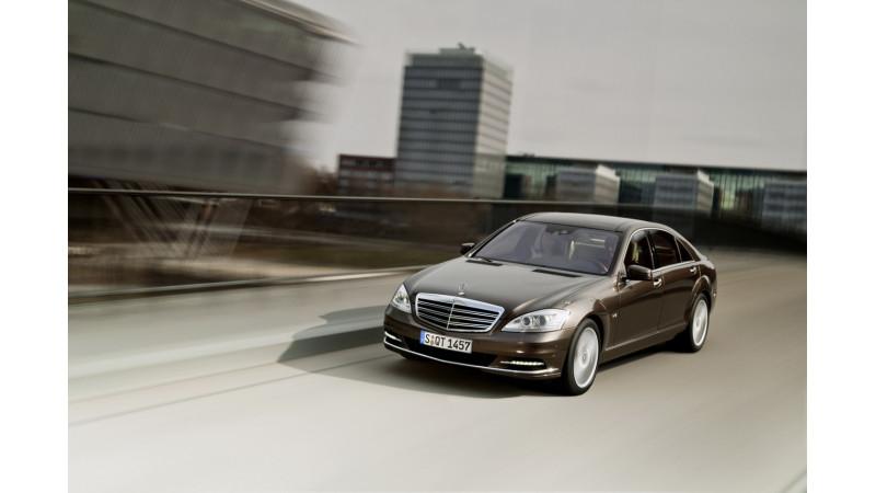 2014 Mercedes S-Class to be a definite head turner