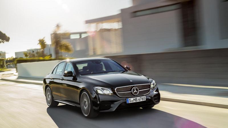 Mercedes reveals E43 AMG ahead of New York auto show debut