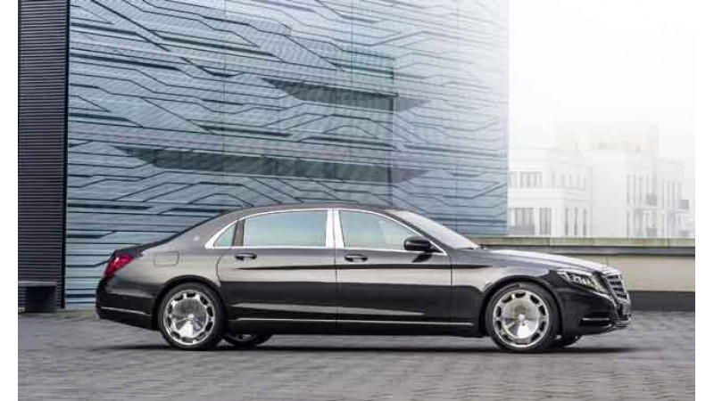 Mercedes to launch Maybach S 600 Guard in India on March 8