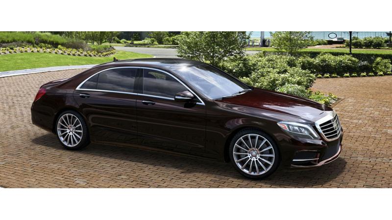 Mercedes-Benz discontinues the S500