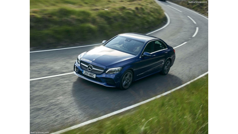 Mercedes-Benz C-Class petrol launched in India at Rs 43.46 lakh