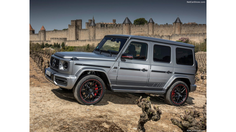 New generation Mercedes-Benz G63 AMG to be launched in India on October 5