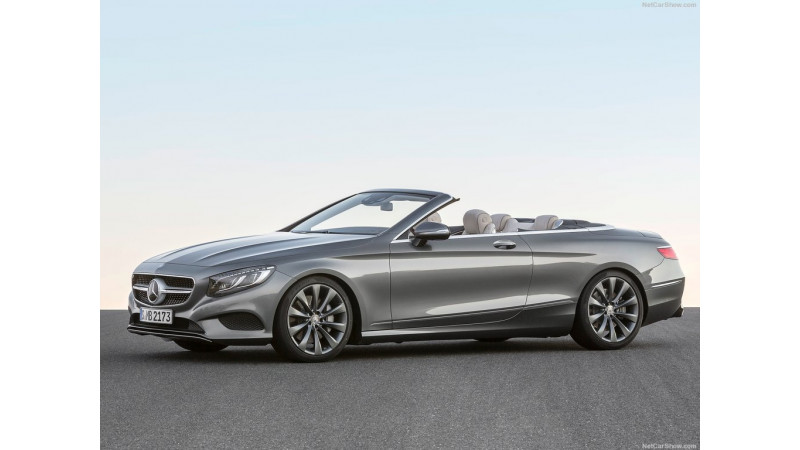 Mercedes-Benz C-Class and S-Class cabriolet to make India debut on November 9