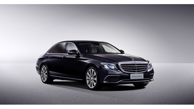 Mercedes India to launch E-Class long-wheelbase on February 28