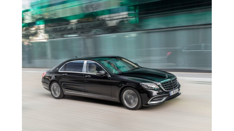 2017 Mercedes-Maybach S-Class reaches European dealerships