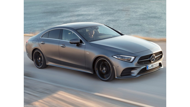 2018 Mercedes-Benz CLS explained in detail