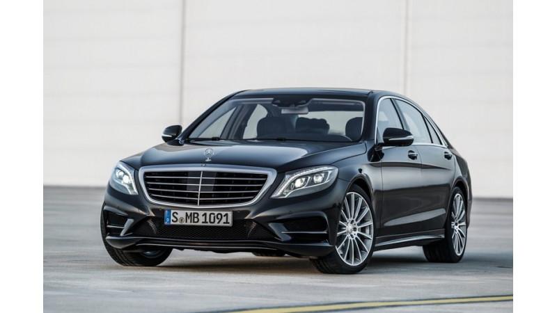 Mercedes S-Class facelift to get new powertrains