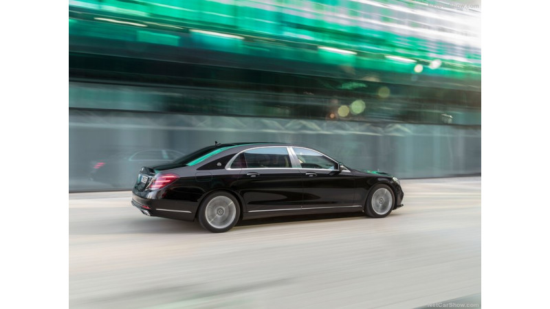 First Look 2018 Mercedes Maybach S650 Cartrade
