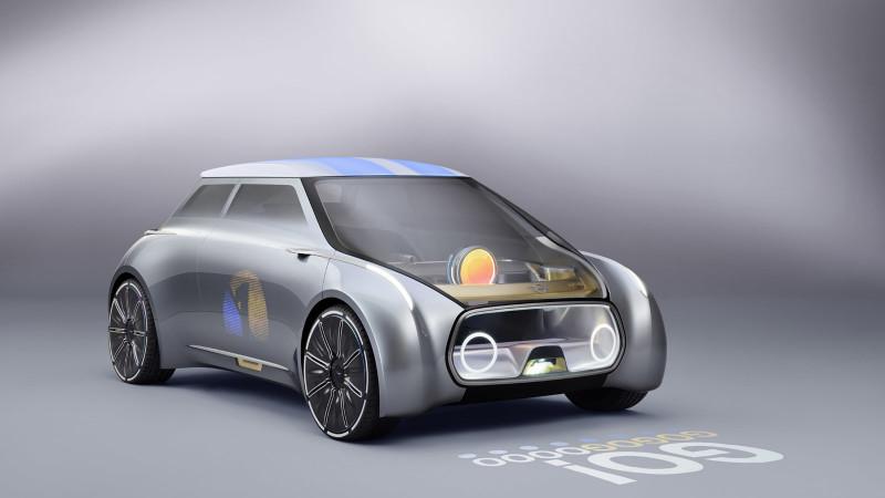 Mini Vision 100 Concept revealed